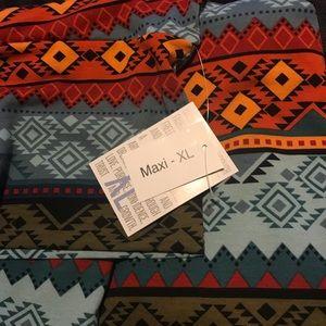 Aztec Maxi Skirt!!!